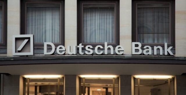 Uppgifter: Deutsche Bank försåg Kinas elit med gåvor