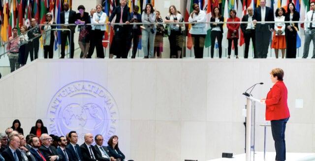 Internationella valutafonden efterlyser global koldioxidskatt