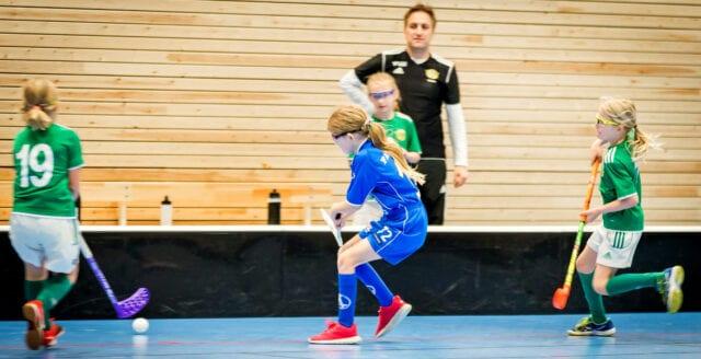 Ungdomsgäng störde flickmatch i innebandy – hotade och spottade på idrottsföräldrar