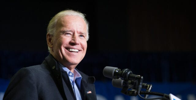 Joe Biden i stor korruptionsskandal