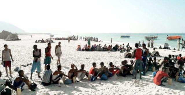Polen avvisar EU:s plan för omfördelning av migranter