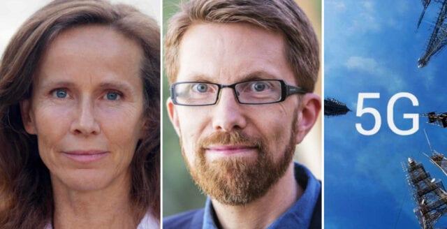 Mona Nilsson: SVT:s artiklar om 5G-teknik gravt vinklade