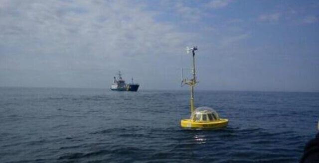 """""""Bekräftad ubåt"""" var havsboj från SMHI"""