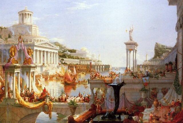 Imperiers uppgång och fall