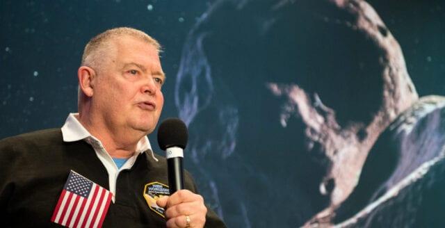 Asteroid byter namn – på grund av politisk korrekthet