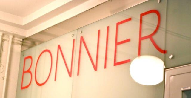 Bonnier-ägda Mittmedia sparar in på servetter och alkogel