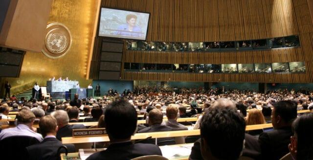"""""""Behöver vi verkligen FN?"""""""