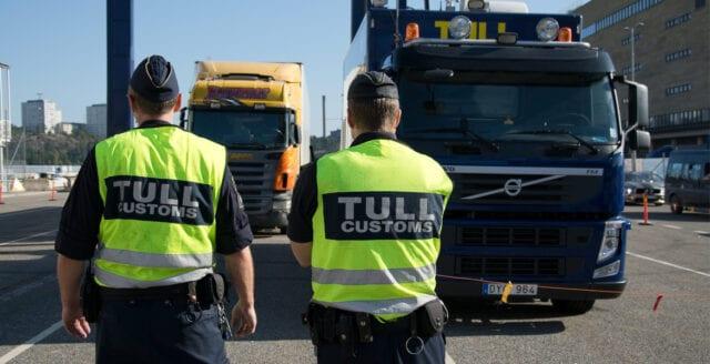 Utländska stöldligor bakom nio av tio bilstölder