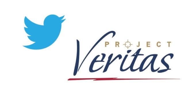 Nytt övergrepp från Twitter: Blockerar Project Veritas annonseringsmöjligheter
