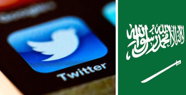 Saudiarabien rekryterade Twitteranställda för att samla in information om politiska motståndare