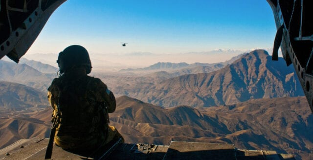New York Times: Två biljoner på Afghanistankriget bortkastade pengar