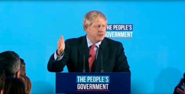Torypartiet tar hem jordskredsseger – Brexit säkrat