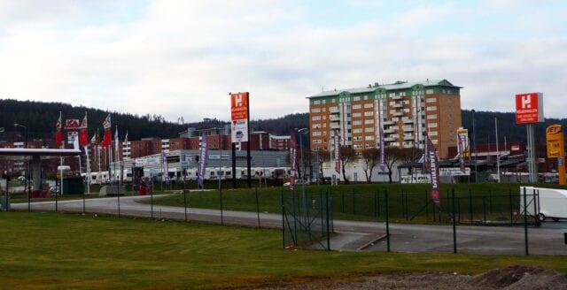 28-årig man ihjälskjuten i Sundsvall