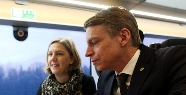 Per Bolund KU-anmäls för uttalande om Swedbank