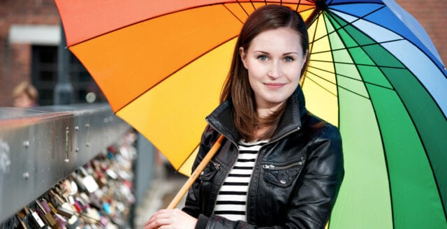 Socialdemokraten Sanna Marin blir Finlands yngsta statsminister någonsin