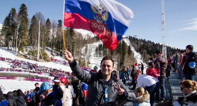 Ryssland stängs av från internationella mästerskap