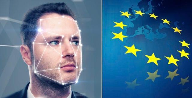 EU vill förbjuda ansiktsigenkänning på offentliga platser