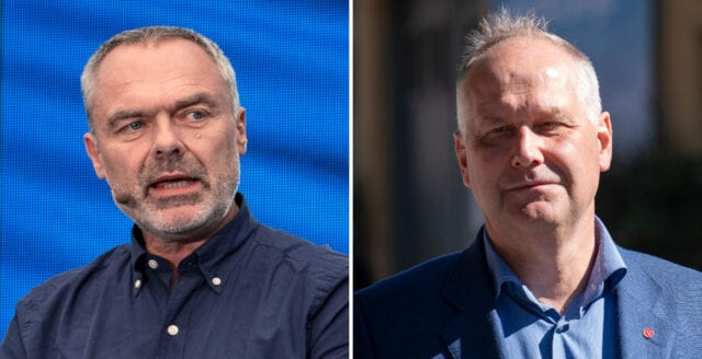 Jan Björklund och Jonas Sjöstedt lämnar Sverige