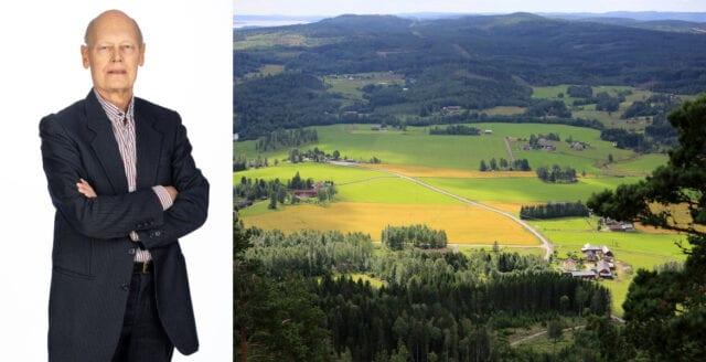Krafterna som idag främst påverkar Sverige