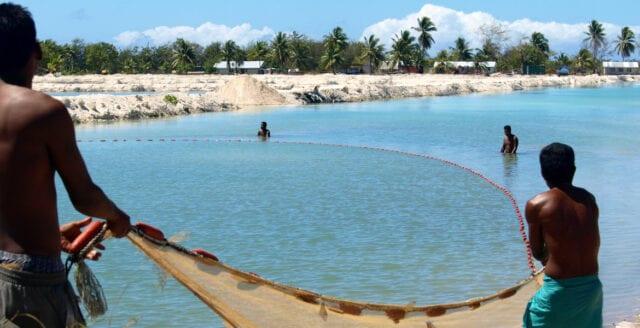 """FN: """"Klimatflyktingar"""" bör inte åläggas återvända"""