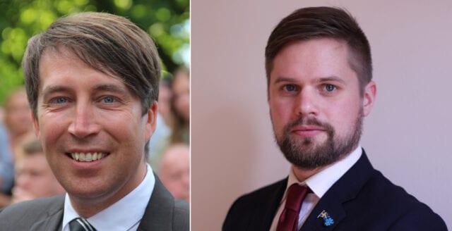 """SD-topp utesluts efter anklagelser om """"partiskadlig verksamhet"""""""