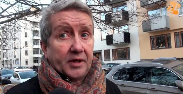 """Martin Timell om Östermalmsbomben: """"Vad fan är det som håller på att hända?"""""""