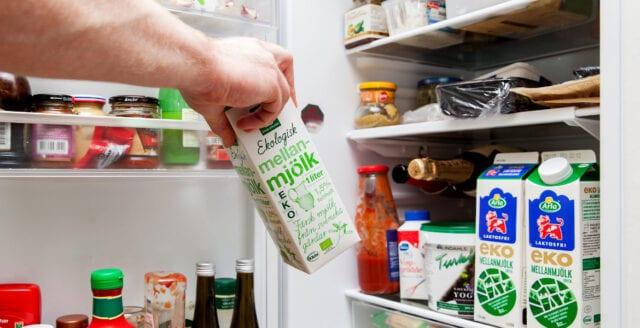 Hög konsumtion av mjölkprodukter skadlig enligt studie