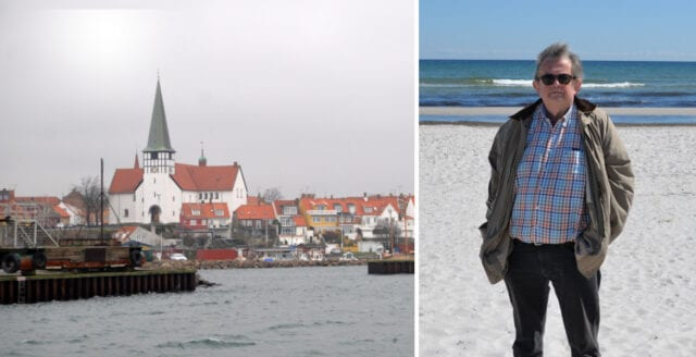 Öystein tröttnade på situationen i Sverige – flyttade till Bornholm