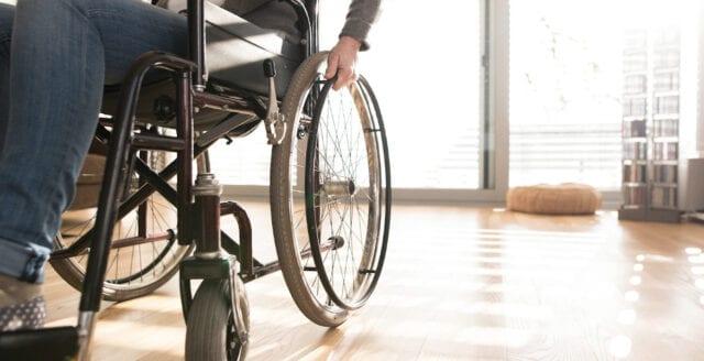 Rånvåg mot funktionsnedsatta i Sverige