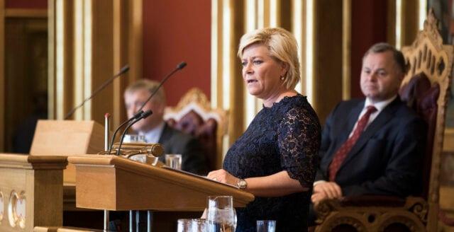 Fremskrittspartiet lämnar Norges regering – IS-terrorist skälet
