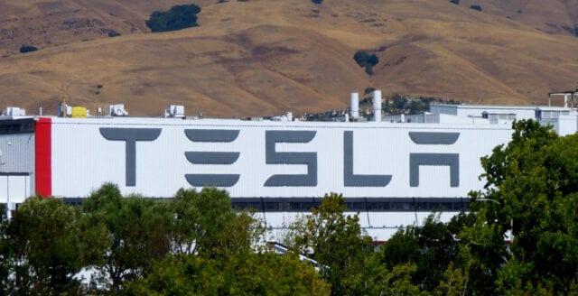 Amerikanska bomber i vägen för Teslas fabrik i Tyskland