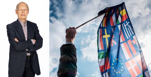 En ny nationalism tar form i Europa