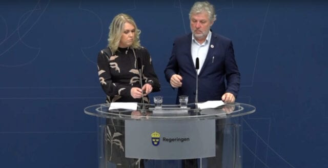 Oklar svensk beredskap för coronapandemi