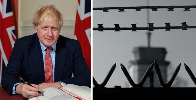 Storbritannien kan slopa villkorlig frigivning för terrordömda