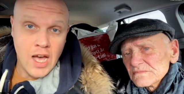 90-åring fick ingen hjälp – tvingades leva i sin bil