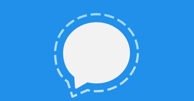 EU byter från WhatsApp till Signal