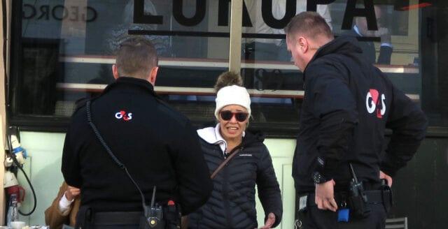 Asiatisk kvinna snattade i Köpenhamn – försökte skrämma vakterna med coronaviruset