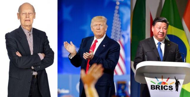 Trump tar nya steg i handelspolitiken