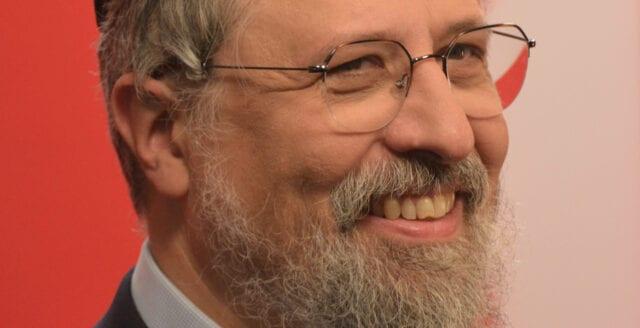 Ex-rabbin vill styra om Sverigedemokraterna