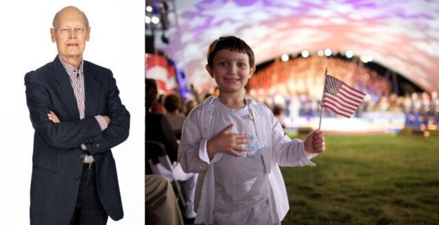 Den nya amerikanska nationalismen
