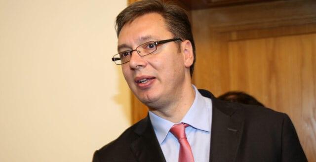 Serbien vägras EU-hjälp – vänder sig till Kina