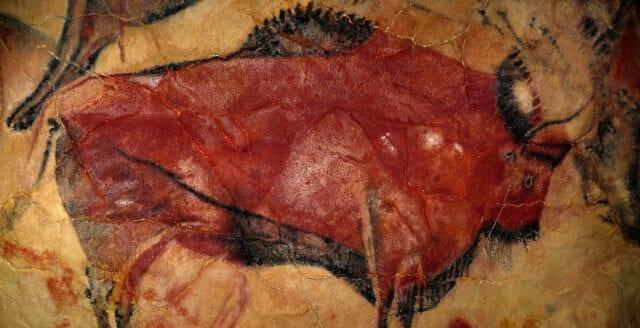 15 000 år gamla målningar upptäckta i Spanien