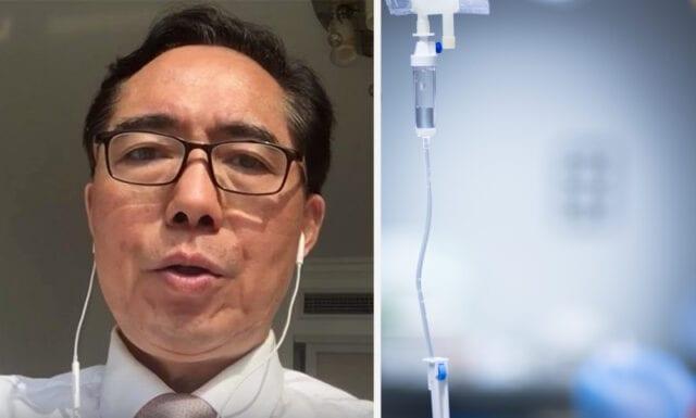Genombrottet: 50 patienter framgångsrikt behandlade med C-vitamin i Kina