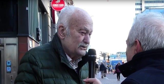 """Ögonvittnet Leif Ljungqvist: """"Skandiamannen är inte Palmes mördare"""""""