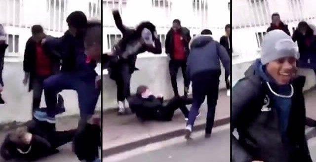 Polisen: Gängvåld mot barn ökar
