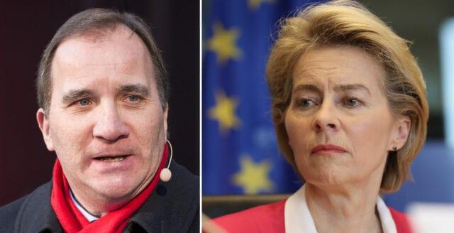 Sverige följer i EU:s fotspår – stänger gränsen