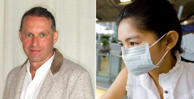 Virusexperten: Ställ in resor och stanna hemma vid symptom