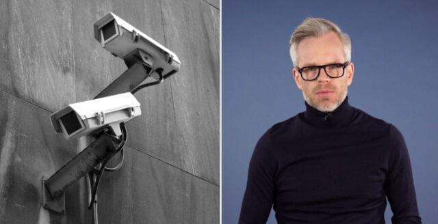 "SVT-journalist i analysartikel: ""Storebror skyddar dig"""