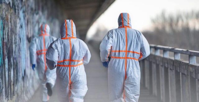 Italienska läkaren: Epidemin är ett krig och du måste vara förberedd