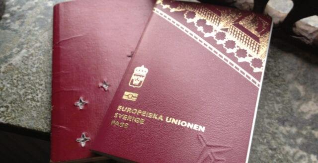 Polisen klarar inte av att avslöja falska pass